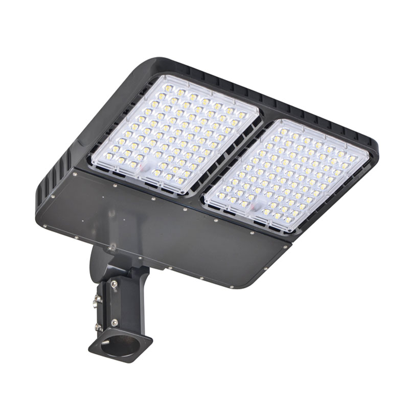 240W LED Shoebox Fixture (20)
