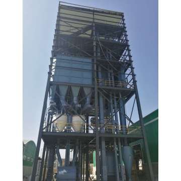 Large feed processing project for feed plant