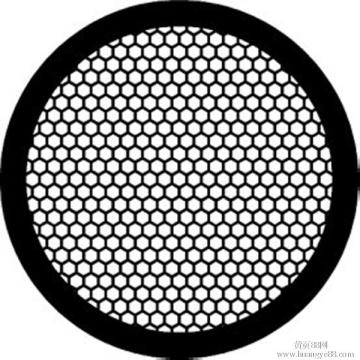 Etched stainless steel Mesh