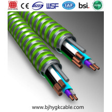 MC+cable+1kv+12-2+AWG+Armored+cable+BX