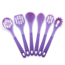 Heat Resistant Cooking Silicone Utensils of 6PCS