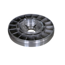 OEM manufacturer custom for Aluminum Gravity Die Casting Parts Aluminum Precision Casting Impeller supply to Central African Republic Factory