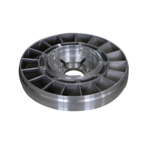 Popular Design for for Gravity Casting Parts,Aluminum Alloy Gravity Casting Parts,Aluminum Gravity Die Casting Parts Manufacturers and Suppliers in China Aluminum Precision Casting Impeller export to Paraguay Factory