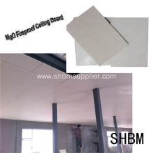 Fire-rated Heat-insulation Interior Partition MgO Board