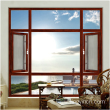 China Professional Supplier for Aluminum Casement Windows decorative iron window bars philippines glass window supply to Armenia Manufacturer