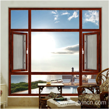 Low Cost for Aluminum Frame Casement Windows decorative iron window bars philippines glass window supply to Japan Suppliers