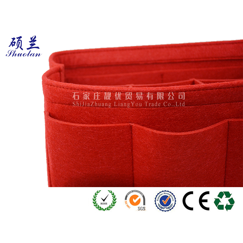 Top Quality Felt Cosmetic Bag