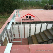 Fiberglass Reinforced Fire-protection 18mm MgO Floor Board