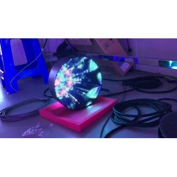 Customized P4 Circle led module hanging logo