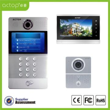 Apartment IP Door Entry Video Phone