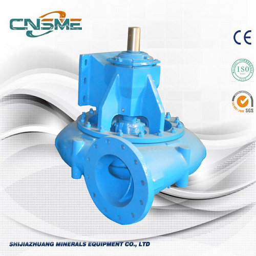 Sand Blender Slurry Pump