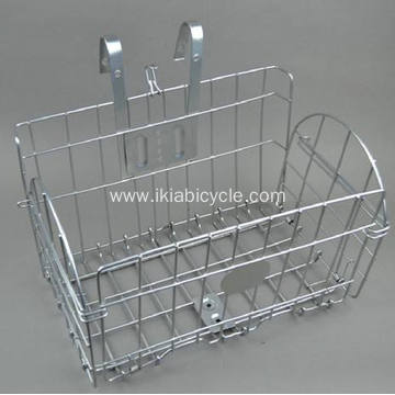 Collapsible Metal Bike Basket