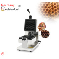 Thick honeycomb rotary waffle maker