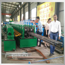 Good Quality for Highway Guardrail Roll Forming Machine w guardrail profile roll forming machine export to United Arab Emirates Manufacturers