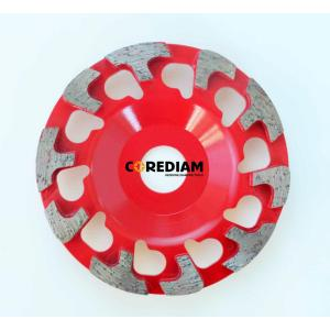 115MM T Segment Cup Wheel with super Quality
