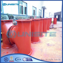 Hot sale Factory for Y Branch Fitting Exhaust high pressure y pipes export to Greenland Factory