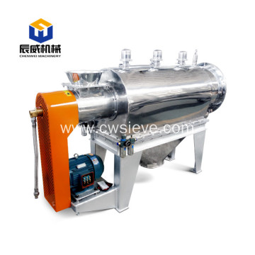 factory price centrifugal sieve for small particles