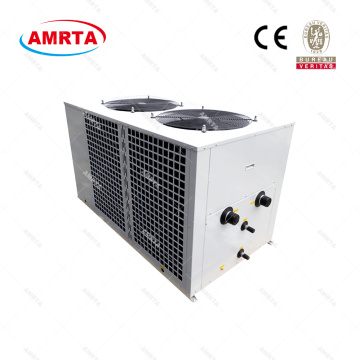 Factory source manufacturing for Mini Chiller Scroll Air to Water Heat Pump Mini Chiller export to Jamaica Wholesale