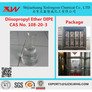 Best Quality for China High Purity Reagent Chemicals,High Purity Organic Chemistry  Manufacturer and Supplier Dipe Di-Isopropyl Ether Diisopropyl Ether Price export to United States Importers