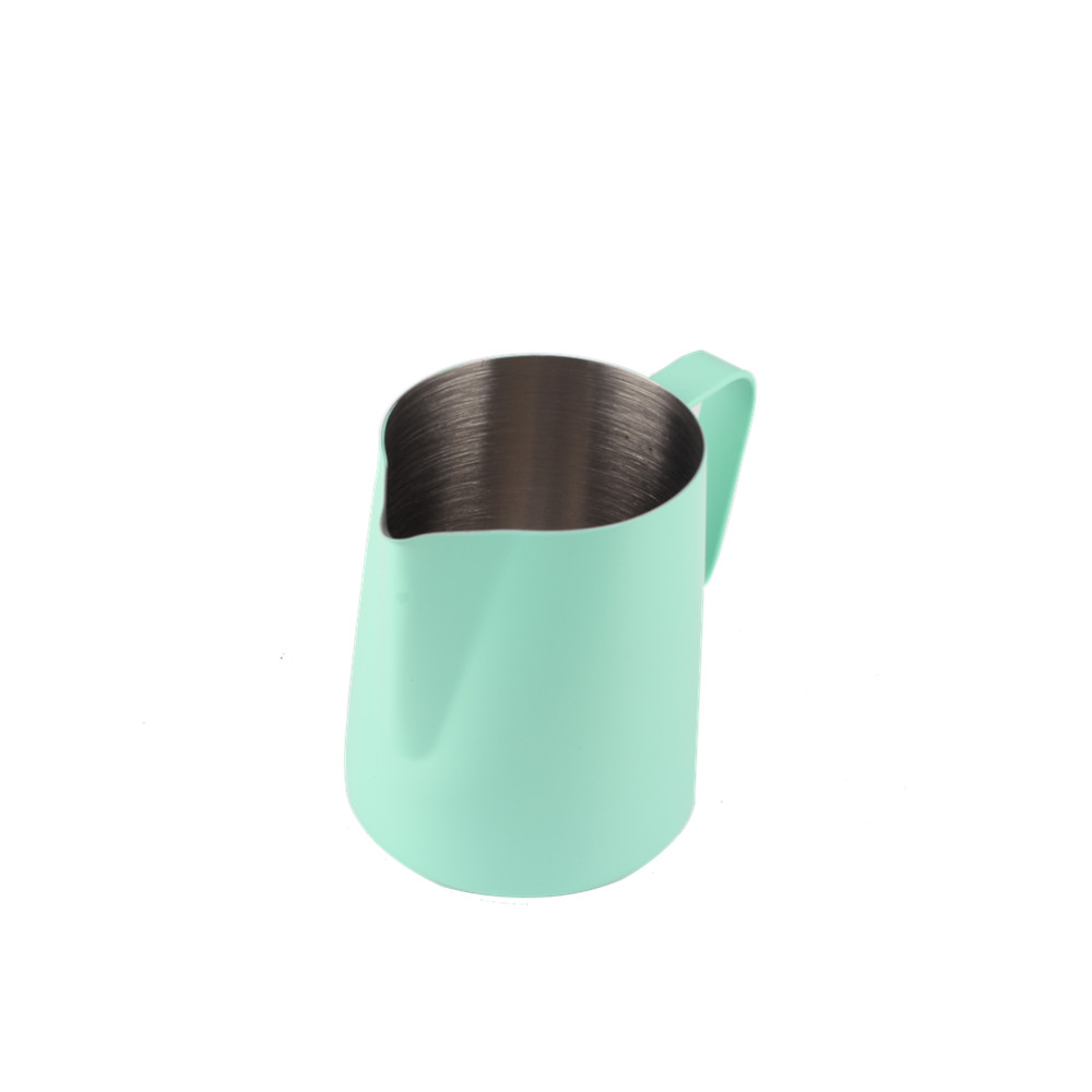 Painting Mint Green Milk Jug