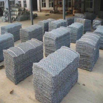 2x1x1m Galvanized gabion basket for sale