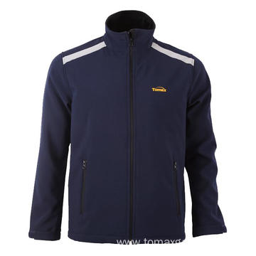 Winterproof and waterproof Softshell Jacket