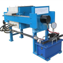 Automatic Flexible Diaphragms Sewage Filter Press