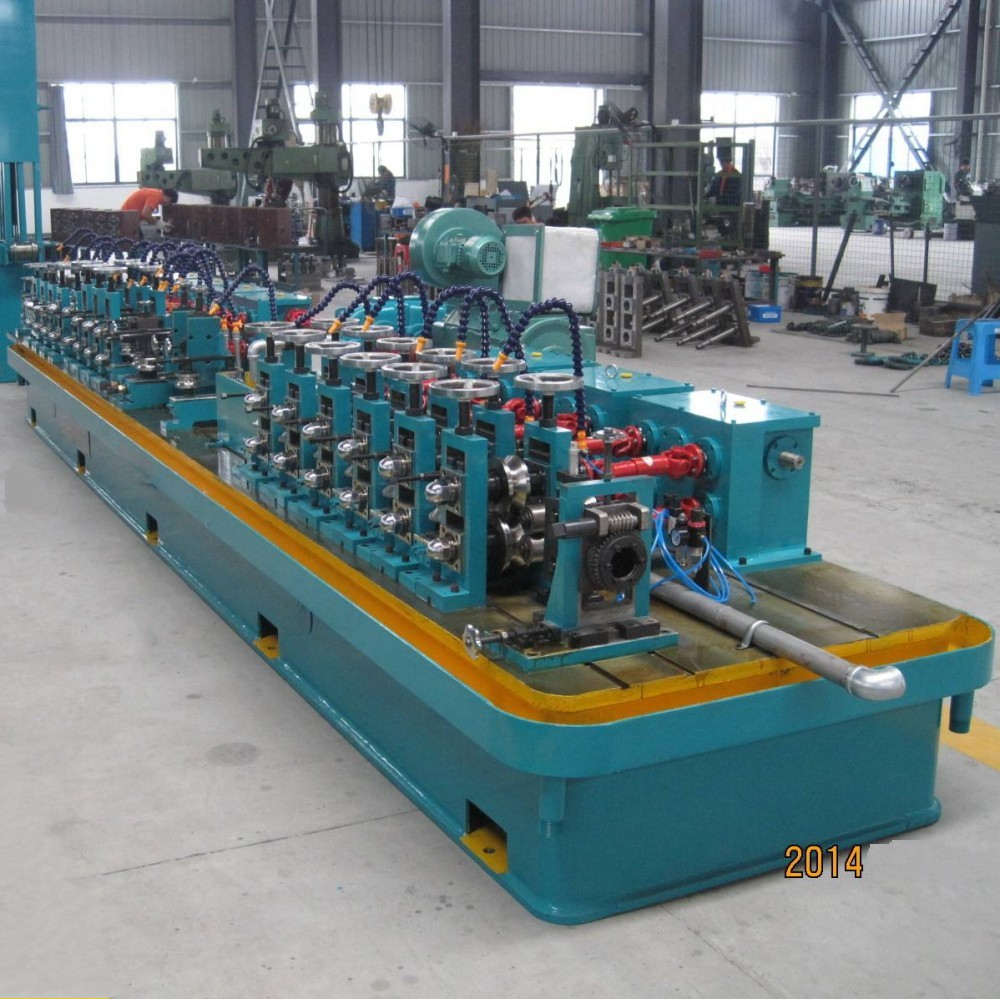Straight Seam Welding Pipe Making Machine