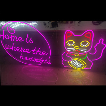 WALL DECORATION NEON LIGHT SIGN