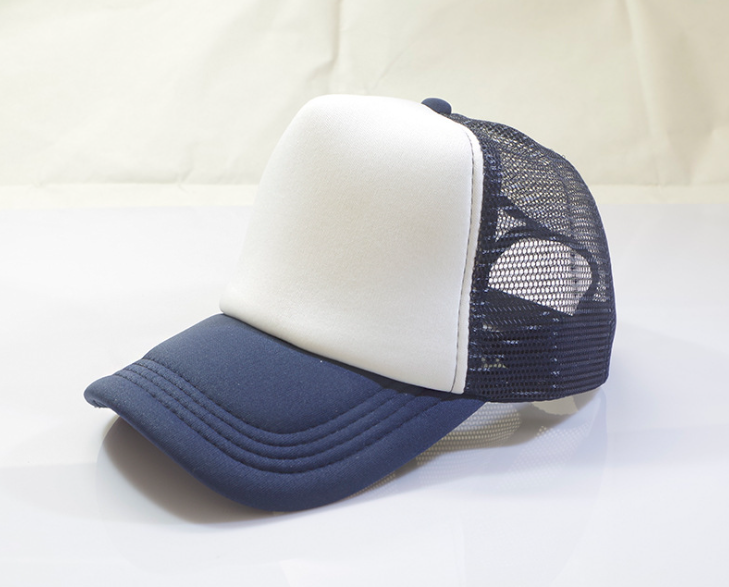 Summer Plain Cap Navy