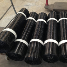 China for China HDPE Uniaxial Geogrid, Polyethylene Extruded Laminated Uniaxial Geogrid factory HDPE Uniaxial Plastic Geogrid export to South Korea Importers
