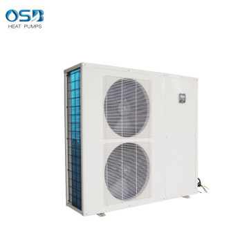 high SCOP hydronic space heater