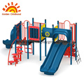 Adventure Gym Garden Outdoor playground equipment