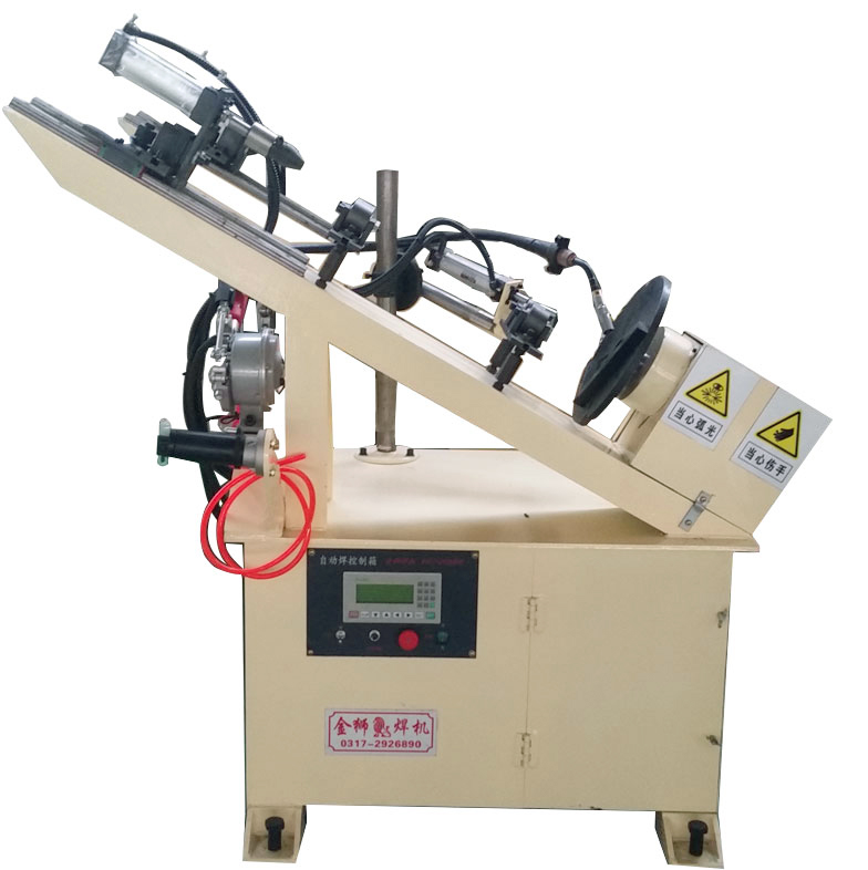Automatic Jack Base Scaffold Welding Machine