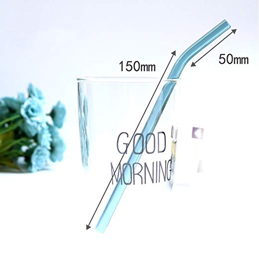 size of reuseable straw