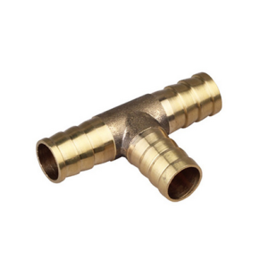 Pagoda Tee T Brass Joint Fittings