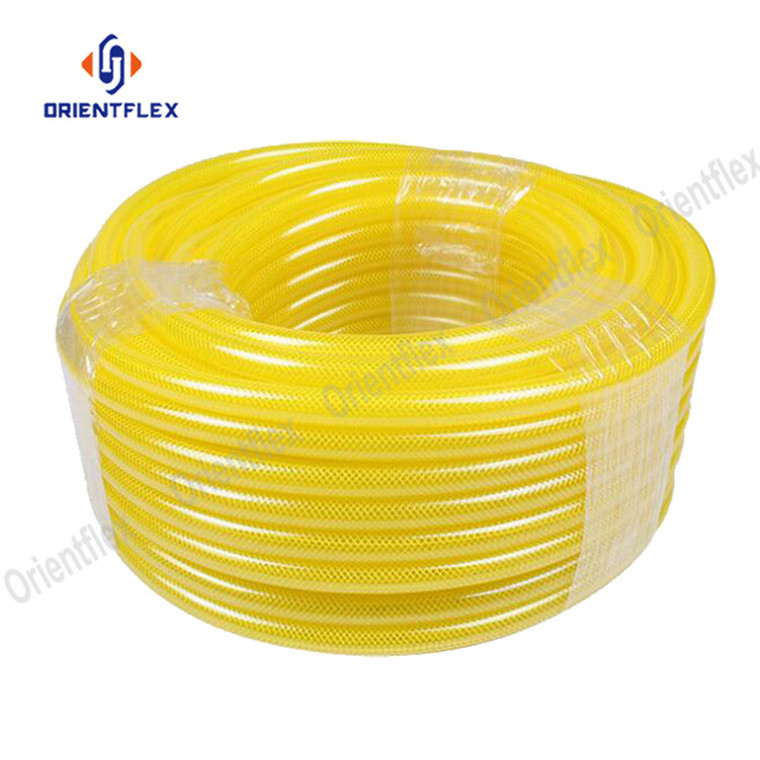 Pu Braided Hose 5
