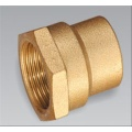 Brass Pipe Fitting Female Adapter