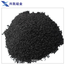 Coal-based  cylindrical columnar net gas activated carbon