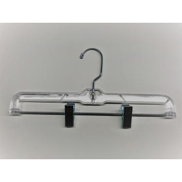 EISHO Hot Sale Transparent Plastic Bottom Hanger