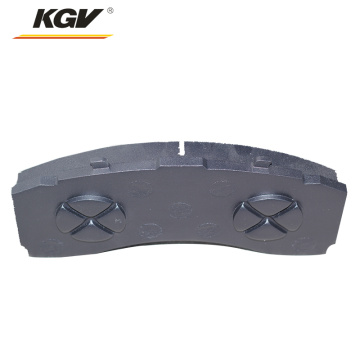 High performance truck brake pads WVA 29245