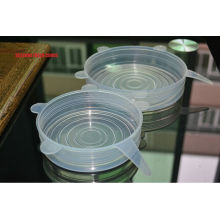 OEM China High quality for Super Stretch Lids,Kitchen Silicone Stretch Lids,Silicone Cup Lid Wholesale From China Best Selling Silicone Suction Lids Cover For Bowl export to Niue Factory