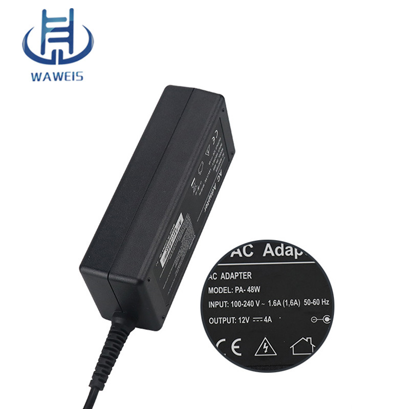 48w Ac Adapter 12v 4a For LED Strip