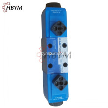 Leading for Boom Pump Shaft Zoomlion Concrete Pump Spare Parts Hydraulic Valve Vickers supply to Mongolia Manufacturer