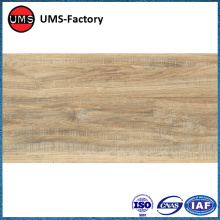 Indoor wood effect wall tiles pattern