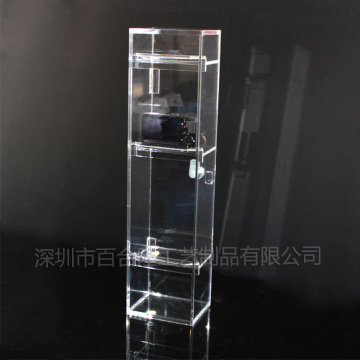 custom acrylic Camera display rack