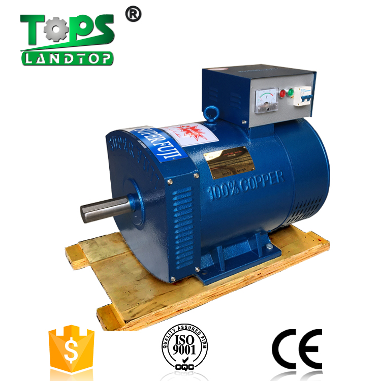 Tops Power Hot Ac Synchronous 10kva Generator 2