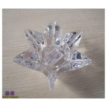 Glass Elegant Tealight Holder