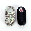 Personalized custom silicone key covers for fiat
