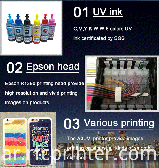 Epson Jet 2000 Phone Case Printer